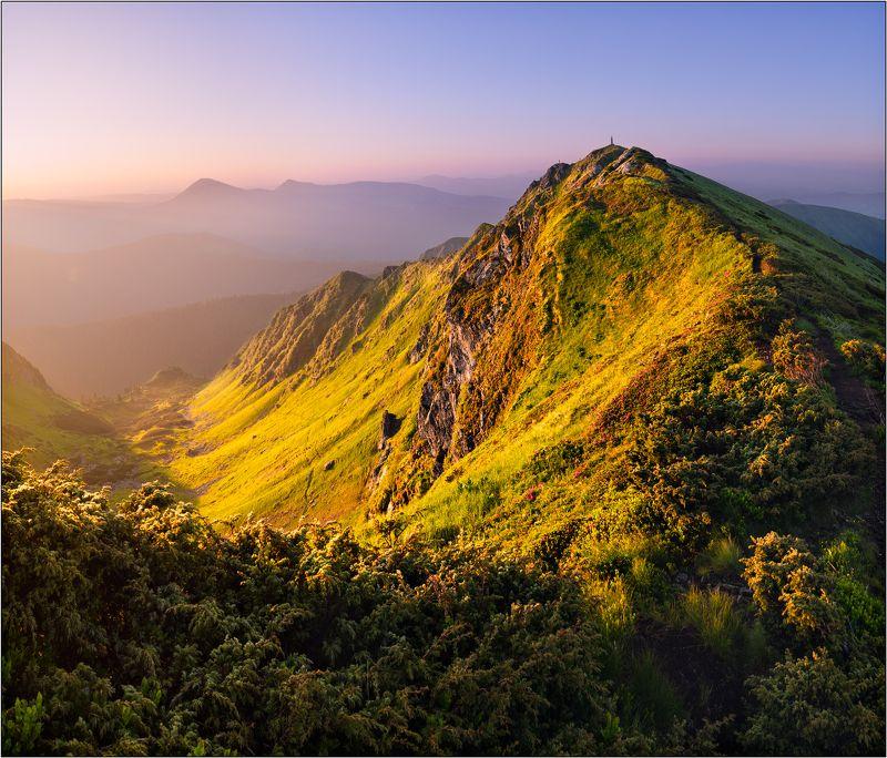 украина, карпаты, горы, мармаросы, поп иван Мармарошскийphoto preview