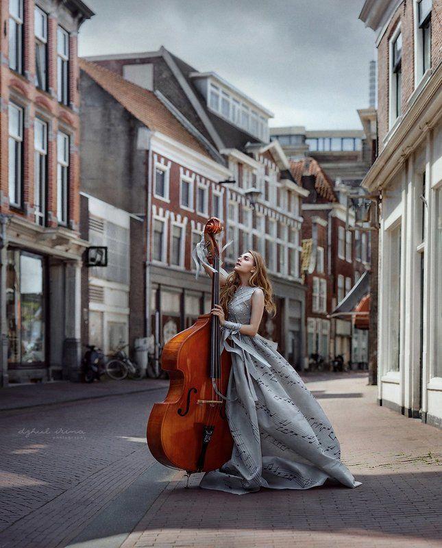 portreite people girl dzhulirina irinadzhul music ***photo preview