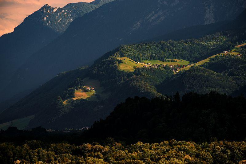 альпы, австрия, поездка, июнь Городокphoto preview