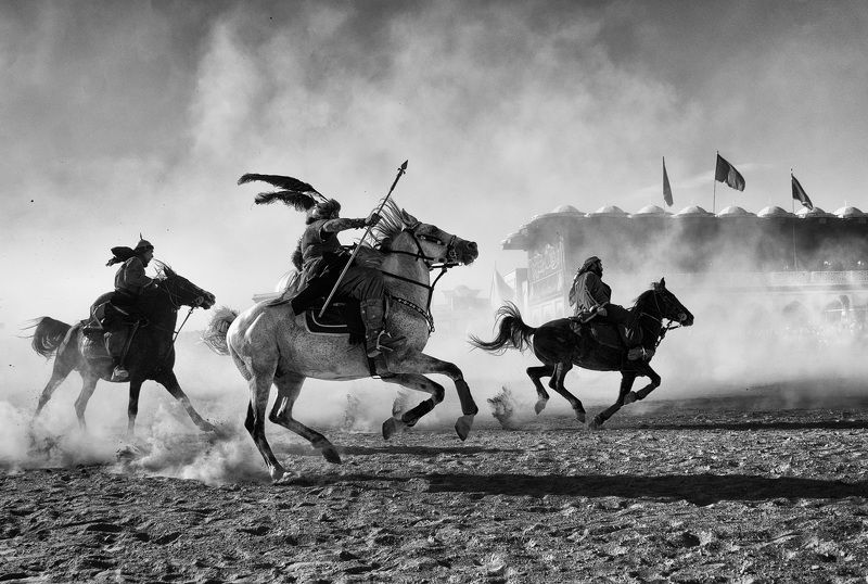 Iran Photo Photography Documentry Mehdi Nazeri Mehdi_Nazeri  War 2photo preview