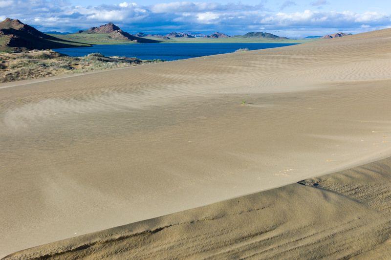 пески озера Баян-Нуррphoto preview