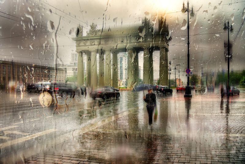 Московские ворота...photo preview