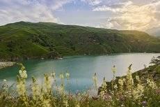 Озеро Гижгит.