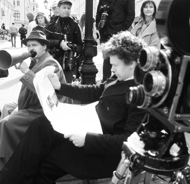 стачка, эйзенштейн, времена и эпохи, Стачкаphoto preview