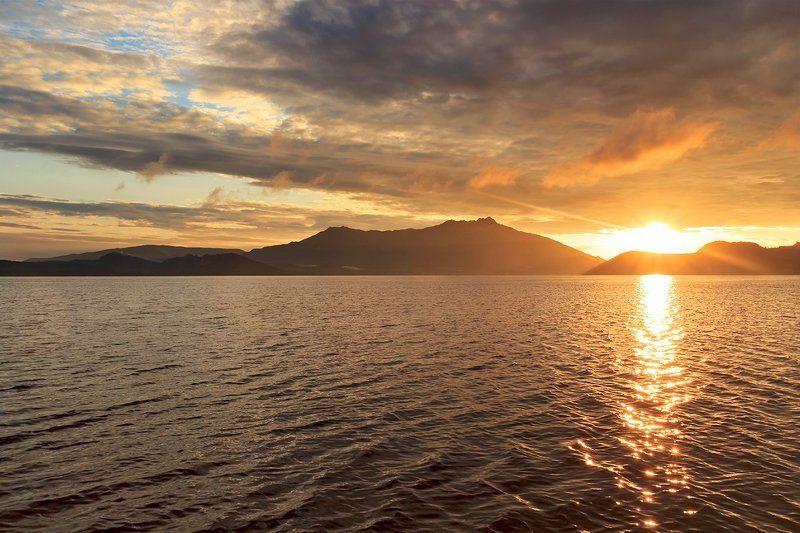 На закате дня...photo preview