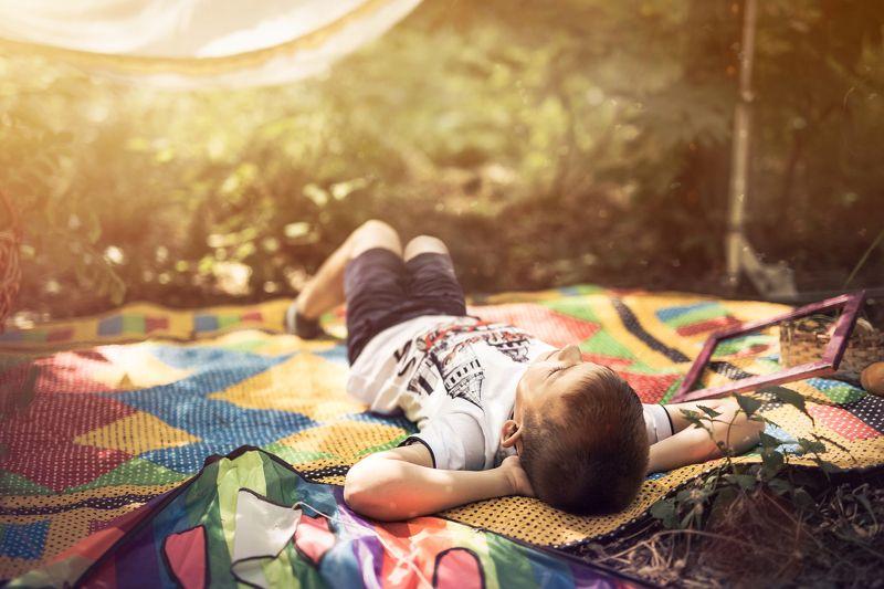 природа,детство,ребенок,пикник Солнечный беспорядокphoto preview