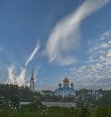 Монастырь в Задонске