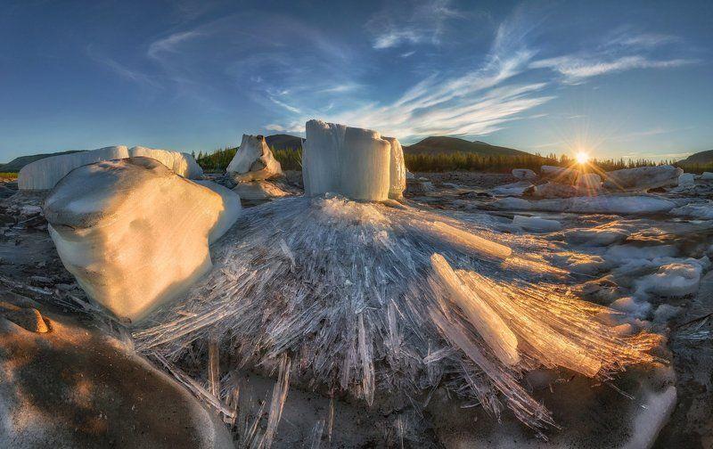 якутия, чибагалах, индигирка Якутия. Ледниковый период-2.photo preview