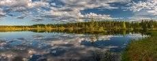 Болотное озеро