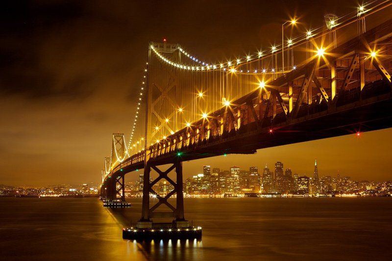 bay, bridge, usa, san francisco Bay Bridgephoto preview