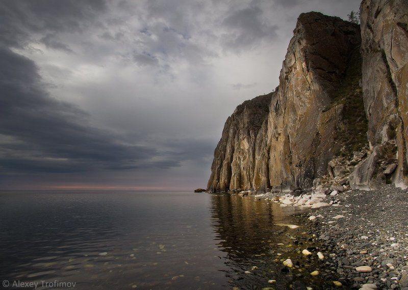 байкал, пейзаж, саган-заба Спокойствие Байкалаphoto preview