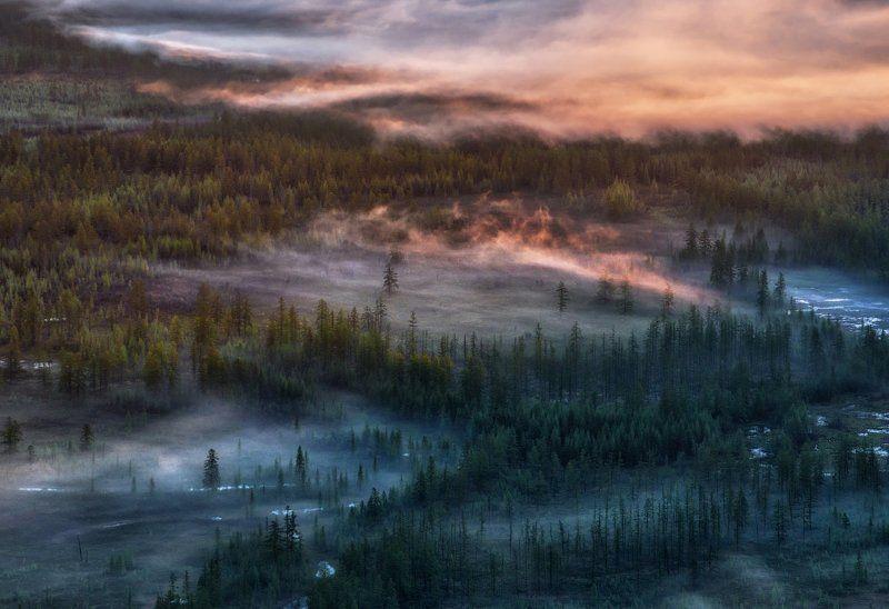 якутия, индигирка, хребет черского Якутия. Дебри сказочной тайги.photo preview