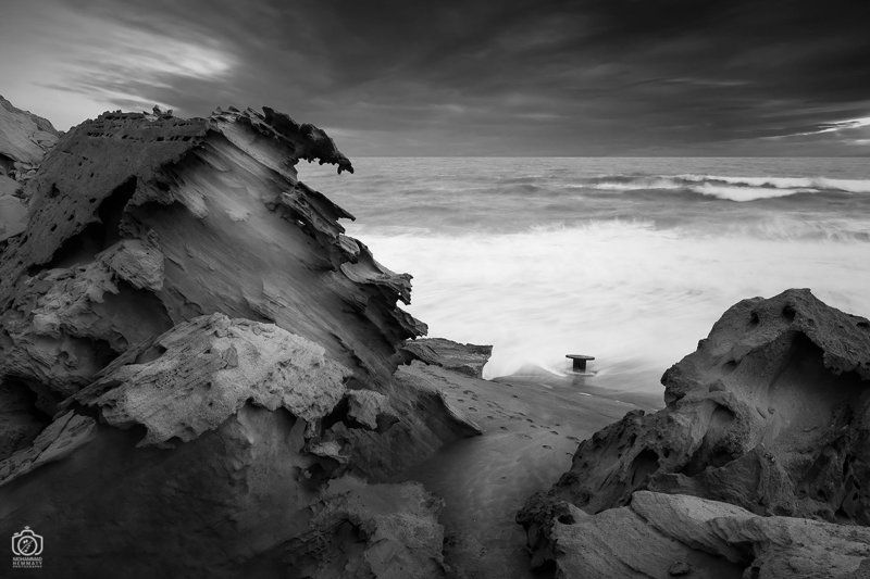 nature,landscape,blackandwhite,canon,canonphotography,canon80d,sea,fineart,longexposure,photo,photography photo preview