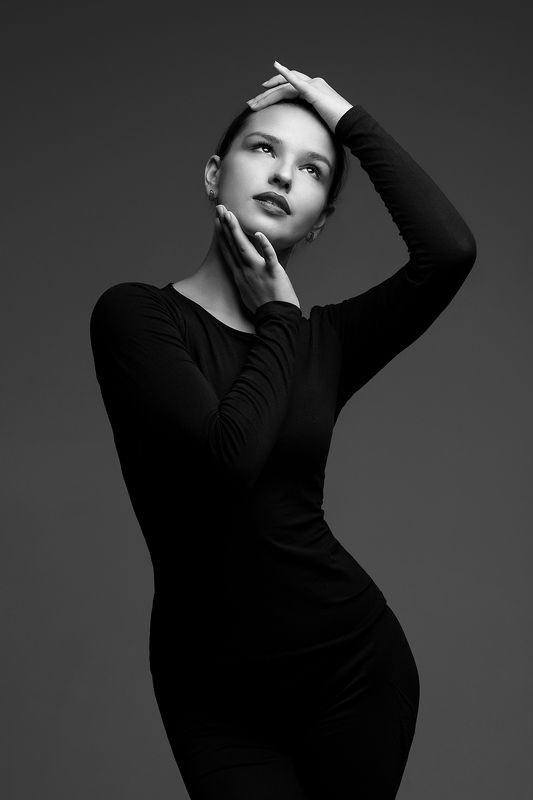 portrait, портрет, nikon, 85mm Vphoto preview