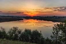 Вот и солнце встает, из-за пашен блестит...И.С.Никитин