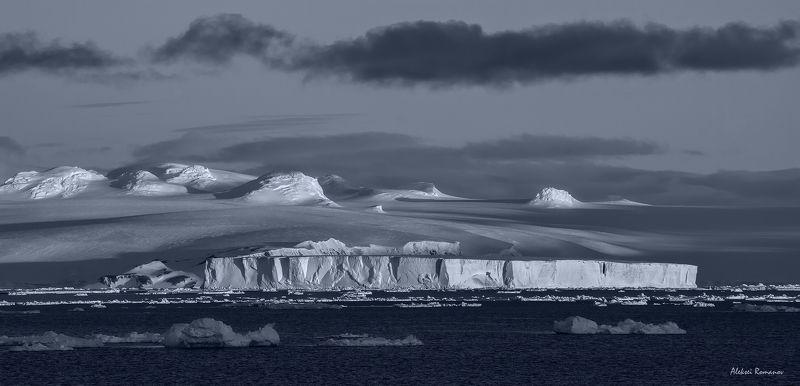 антарктида, льды, путешествия, природа Ледникphoto preview