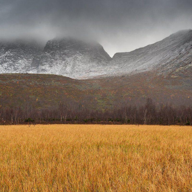 хибины, предзимье, осень, кольский, север, заполярье, Хибины осенние.photo preview