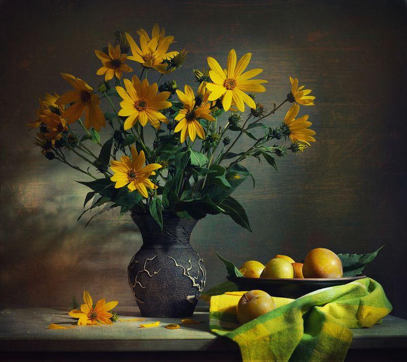 Желтое настроениеphoto preview