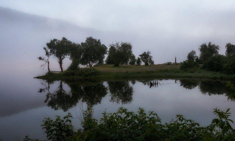 алтай. телецкое озеро. Здесь живет тишина.photo preview