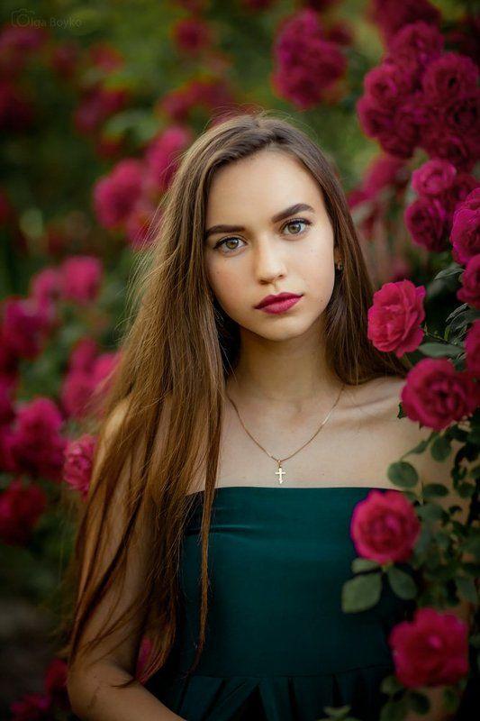 Анна и розыphoto preview