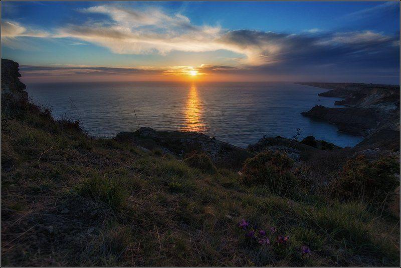 крым, весна, море, солнце Крымские вечераphoto preview