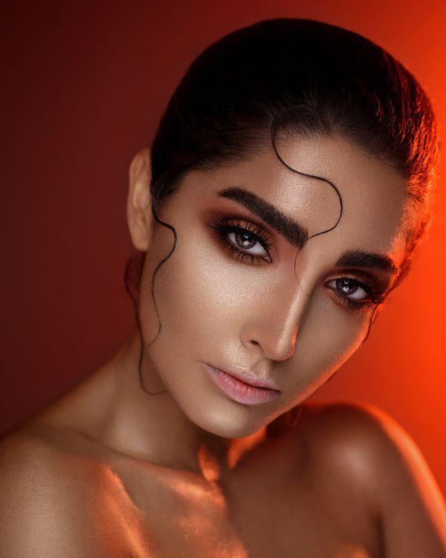 Beauty,fashion,girl,light,high,makeup,art,artist,hair Orangephoto preview