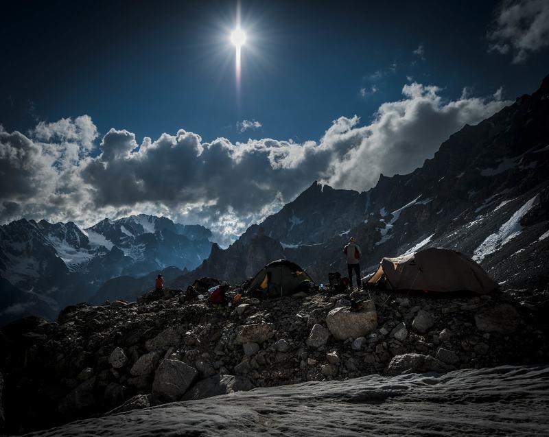 Вечер на перевале .photo preview