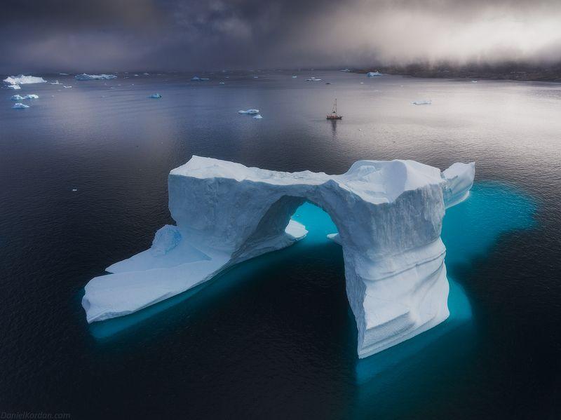 Гренландия Катамаранphoto preview