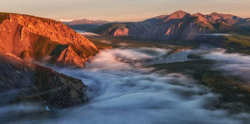 Молочные реки Якутии.photo preview