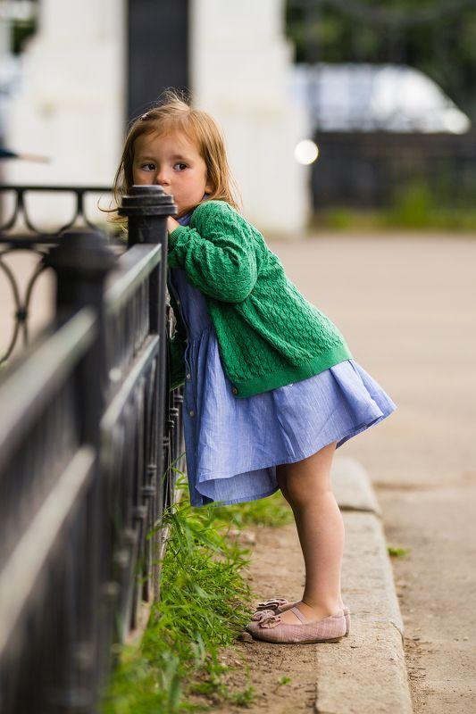 Маша, прогулка в парке.photo preview