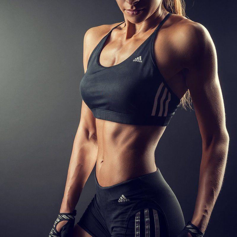 спорт, тело,  девушка, мускулы, здоровье, успех photo preview