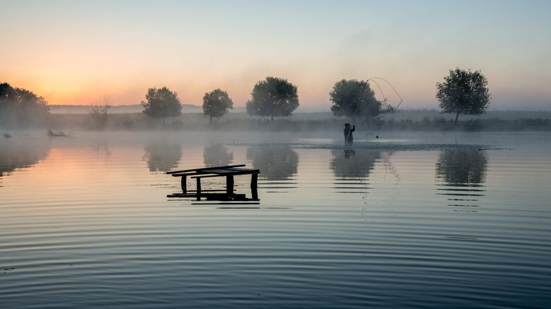 Утренняя рыбалкаphoto preview