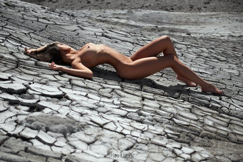 portrait, outdoor, nude, ***photo preview