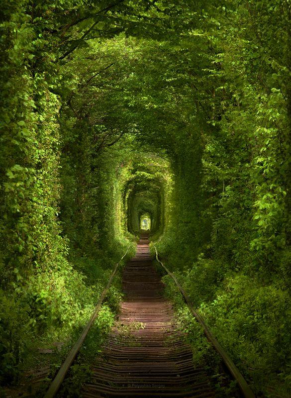 Туннель любвиphoto preview