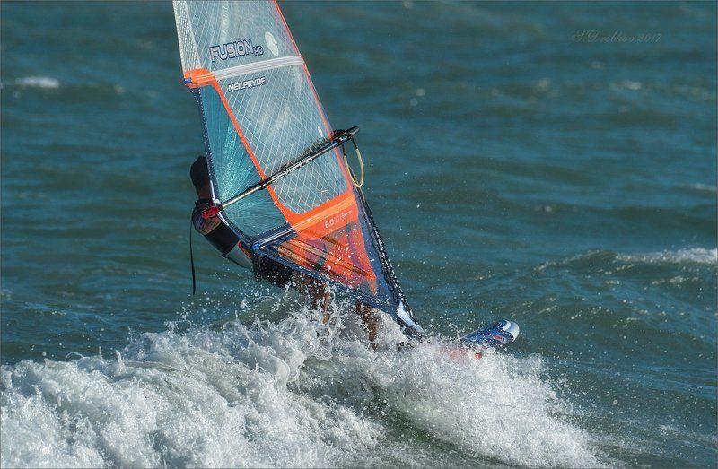 сёрфинг, спорт, досуг, море Лучникphoto preview