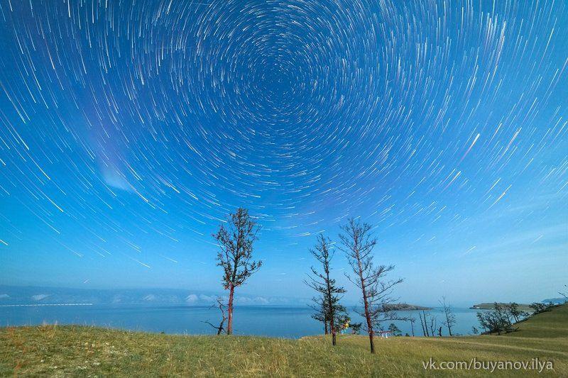 Ольхон. Полярная звезда.photo preview