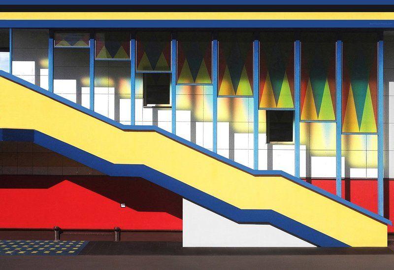 город, архитектура, цвета, улица, city, moscow, architecture, color Цвет и геометрия (мобильная фотография)photo preview