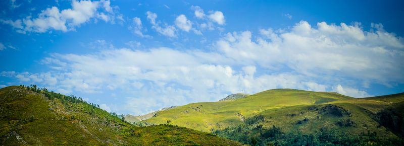 mountain, colors, green, natural, day, beauty, sky Nature wondersphoto preview