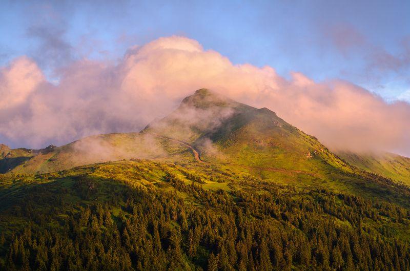 карпаты, мармарошский хребет, гора поп иван ***photo preview