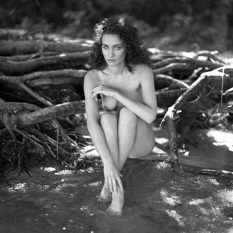 akt, nude, analog, hasselblad, ninoveron, topless, women, bw, 6x6, ilford, Agaphoto preview