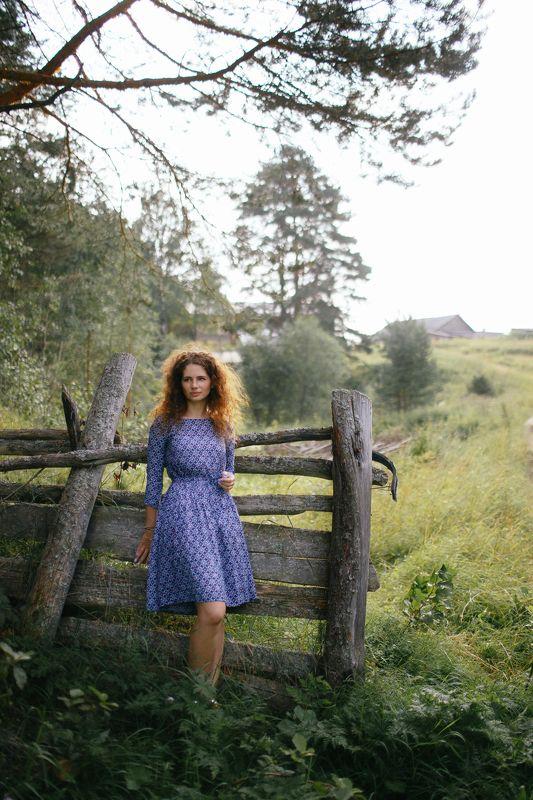 девушка, красивая, лес, кенозеро, природа, веснушки, лето Ираphoto preview