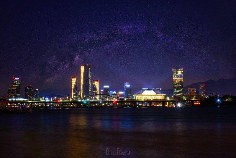 landscape Сеул, Кореяphoto preview