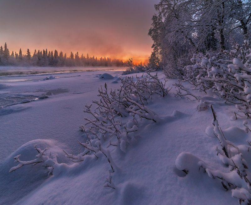 кольский, север,заполярье, умба, река, *photo preview