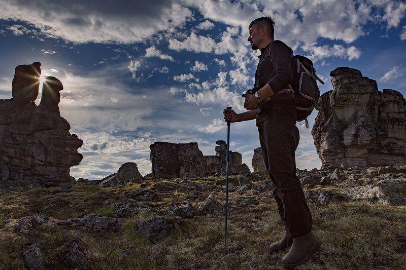 якутия, путешествие, останцы, улахан-сис Исследователь.photo preview