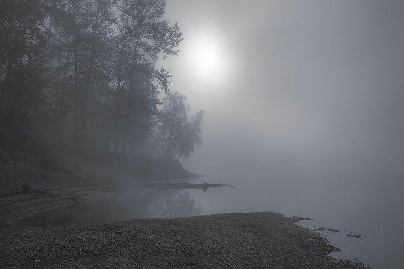 Утро в туманеphoto preview