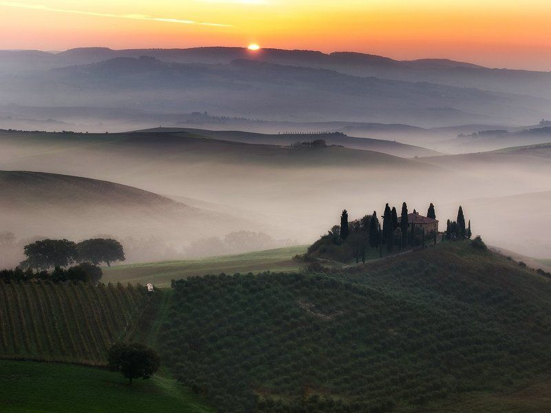 italy, tuscany \