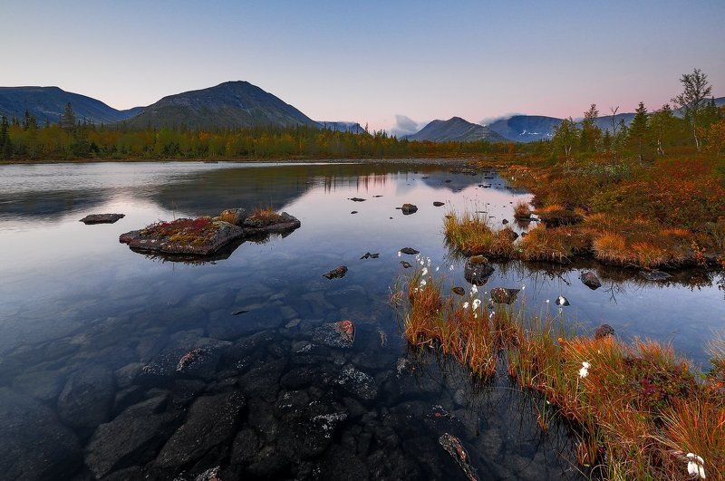 хибины, предзимье, осень, кольский, север, заполярье, ***photo preview