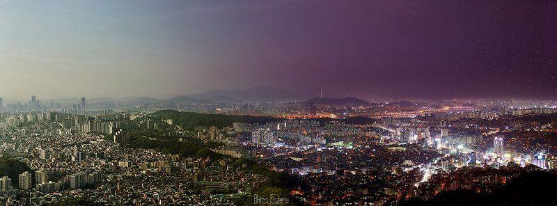landscape Время между днем и ночьюphoto preview