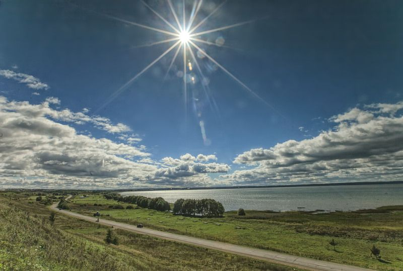 Плещеево озеро. Переславль-Залесский. Россияphoto preview