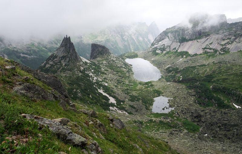 ...Непогода в горах...photo preview